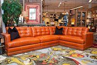 Stash Home Austin Leather Sectional Bradington Young Sofa Home Leather Sectional