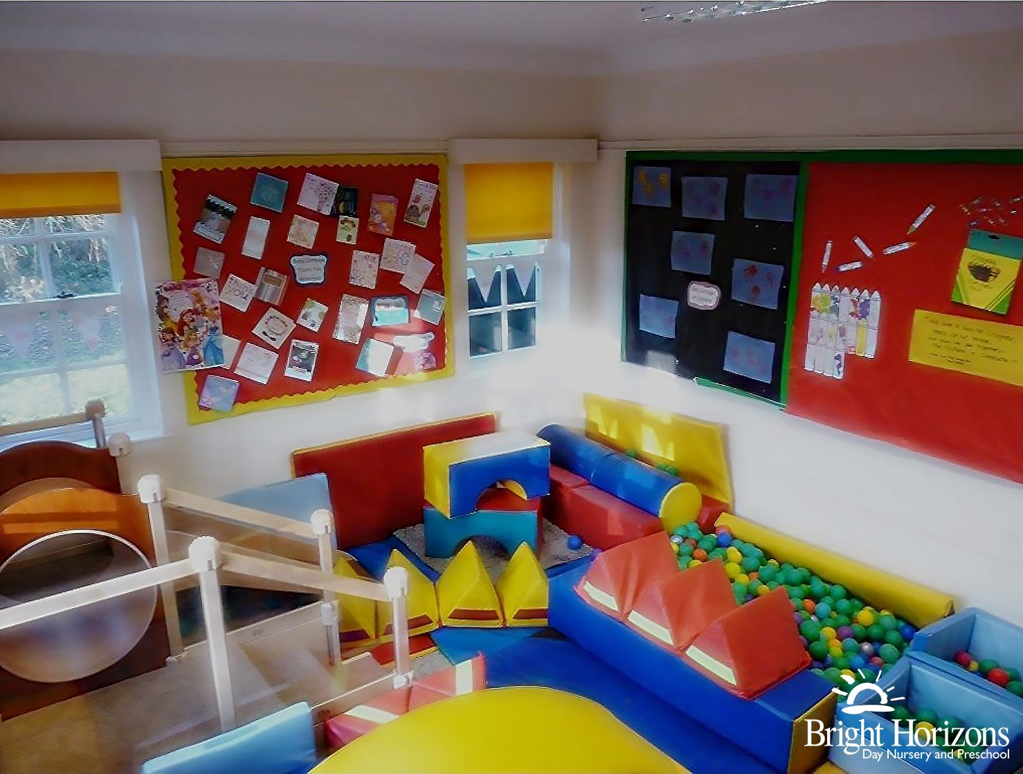 Phoenix Day Nursery In Bwood Provides Large Ious