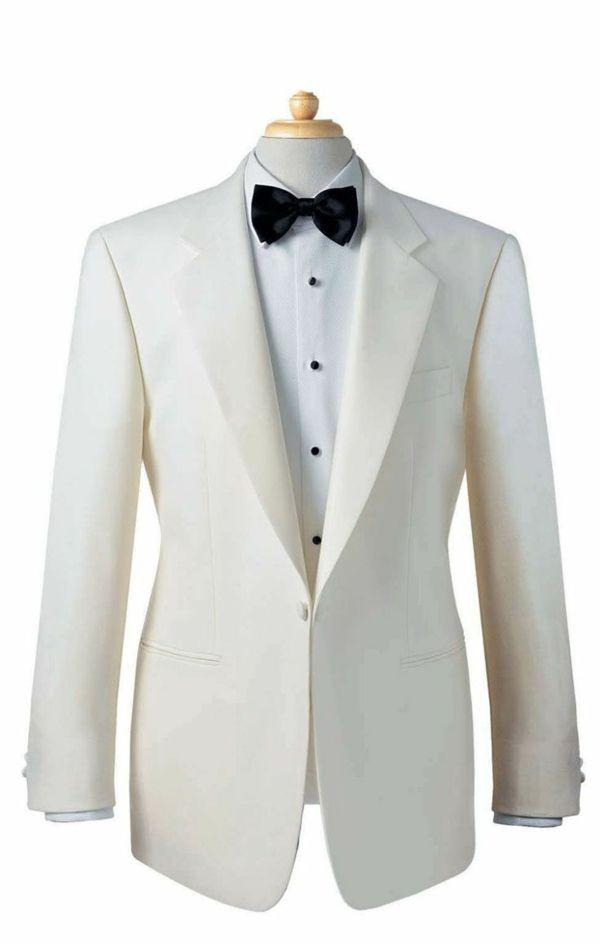weiß schwarze fliege elegant anzug bräutigam