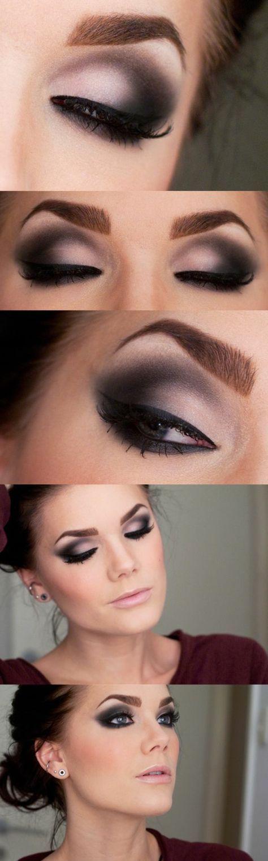 Photo of ▷ 1001+ ideas de maquillarse los ojos ahumados más instrucciones