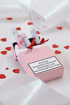 Geschenkideen mit liebe