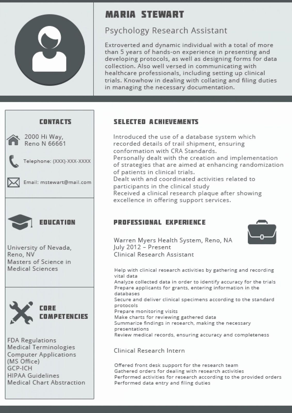 67 Inspiring Collection Of 13b Resume Examples