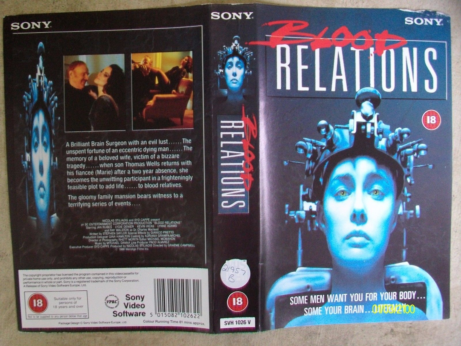 blood relations 1988 full movie