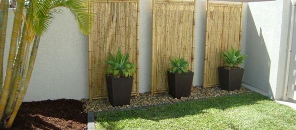 Bambou déco: 40 idées pour un décor jardin avec du bambou   Bambou ...