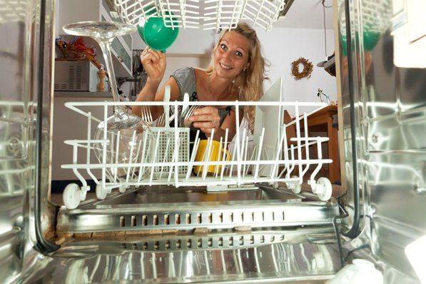 It seems funny that an appliance you use for cleaning, needs cleaning itself. However, over time, build up from hard water minerals, soap, food and other debris can really affect your dishwasher's …
