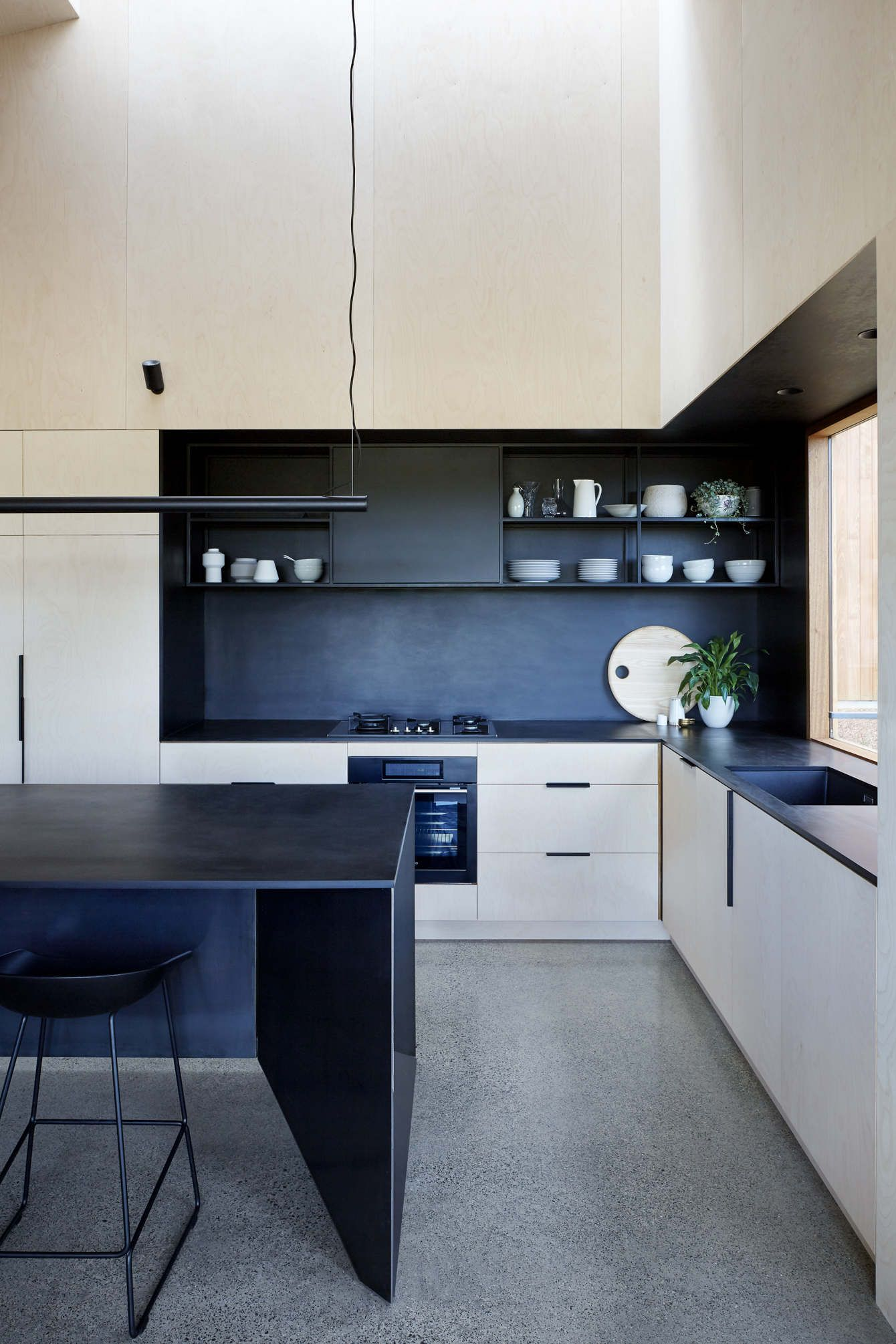 Two Halves House - Moloney Architects | x DWELL | Pinterest ...