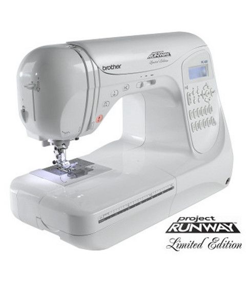 Brother PC40PRW Project Runway Computerized Sewing Machine Sewing New Brother Cs5055prw Project Runway Computerized Sewing Machine