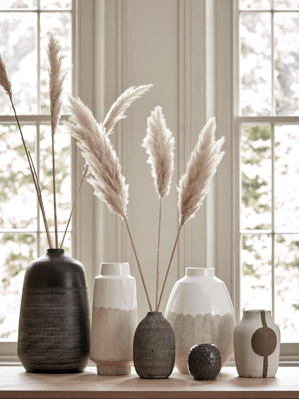 New Etched Grey Vase Woonkamer Decoratie Slaapkamerdecoratie Home Deco