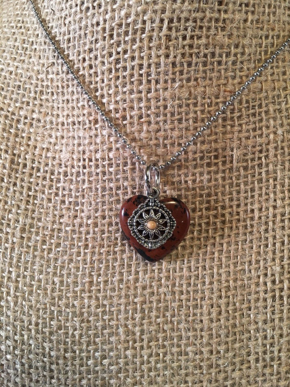 A personal favorite from my Etsy shop https://www.etsy.com/listing/267434636/christian-necklace-faith-necklace
