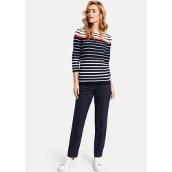 Photo of Trousers with crease blue Gerry WeberGerry Weber