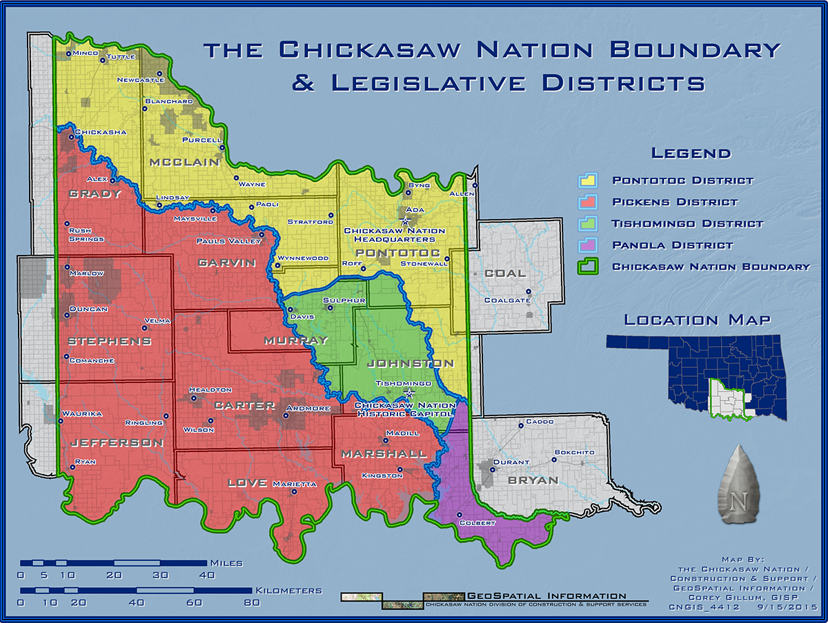 The Official Site Of The Chickasaw Nation