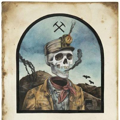 le Skull mineur