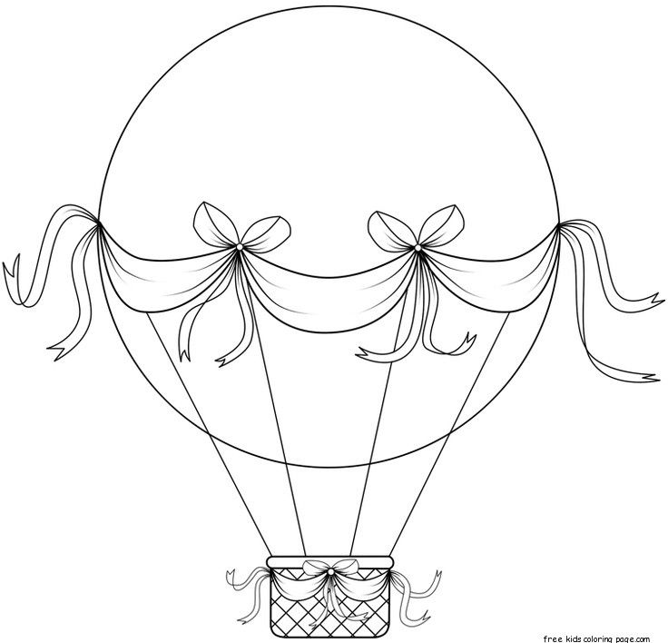 Coloring Pages On Pinterest Care Bears Kites And Hot Air Balloon