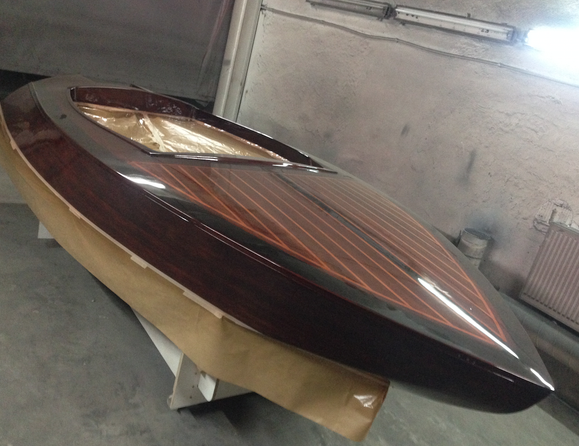 Classic Wooden Boat Plans » Banshee 14 Runabout | arvin ...