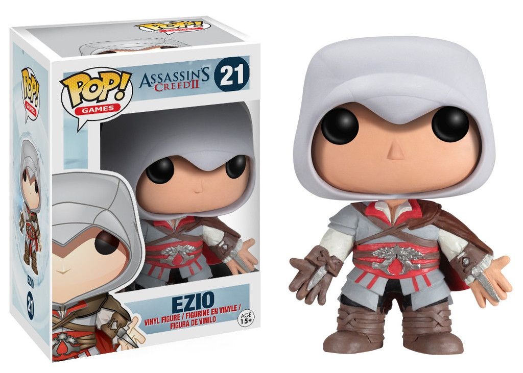 Funko Assassin/'s Creed POP Maria Vinyl Figure NEW Toys Collectibles Movie