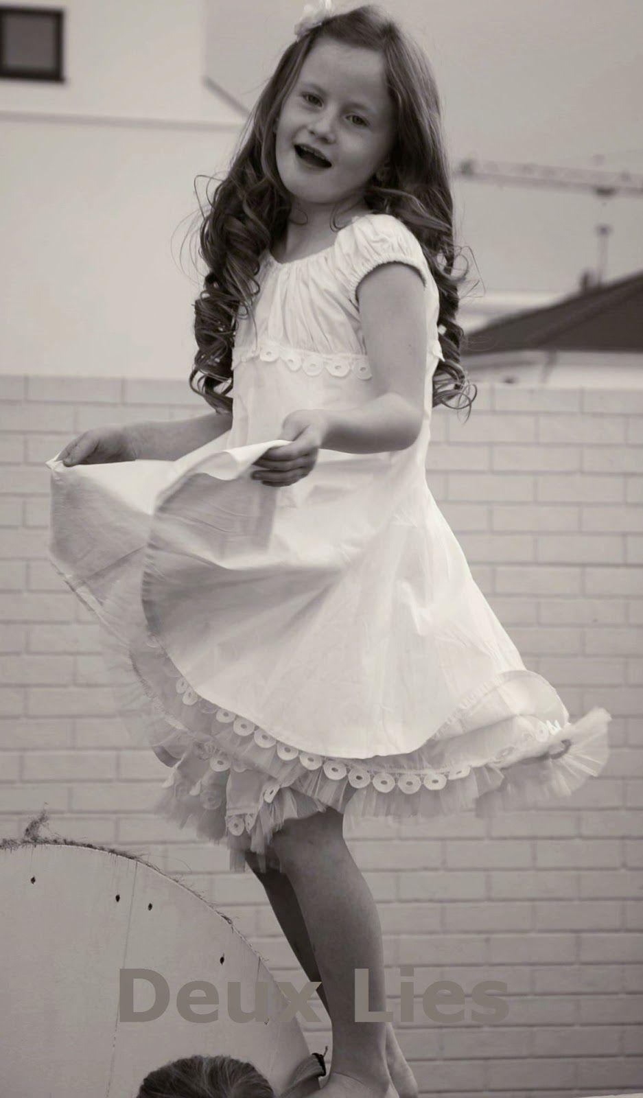 Deux Lies: *Elodie* .... DAS Lieblingskleid.....   Kinderkleidung ...