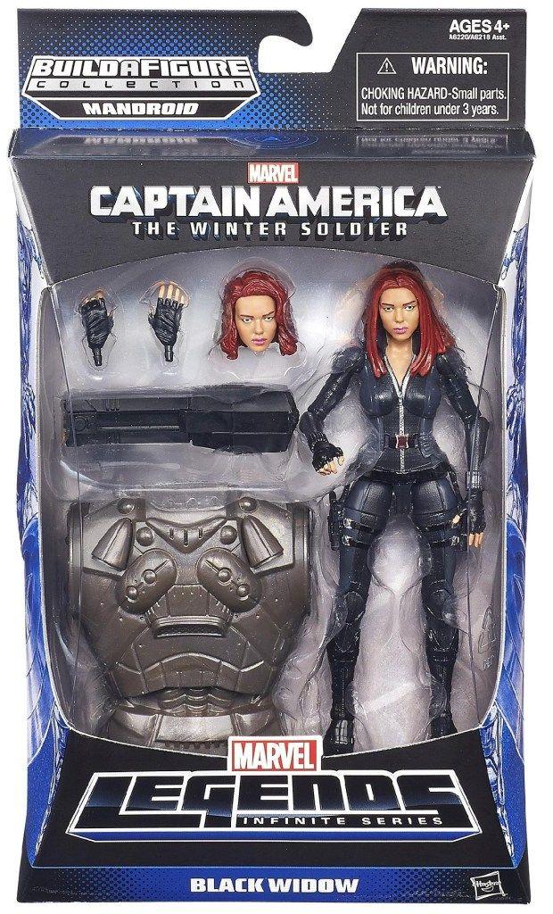 "Marvel Universe//Infinite//Legends Figure 3.75/"" Winter Soldier"