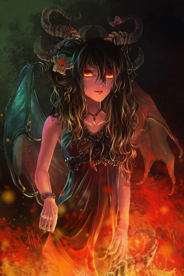 Pin By Kc Kitty Azurekitty On Succubus Anime Art Dark Fantasy