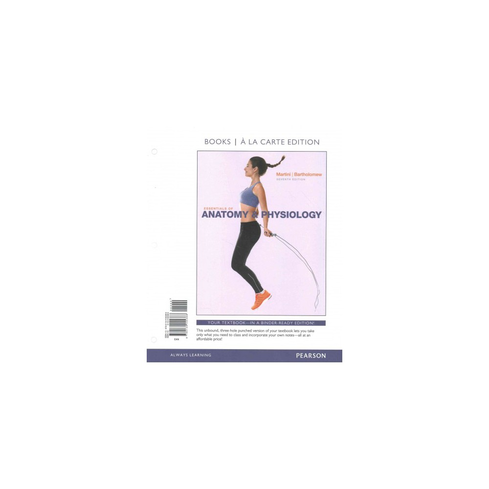 Essentials of Anatomy & Physiology (Paperback) (Frederic Martini ...