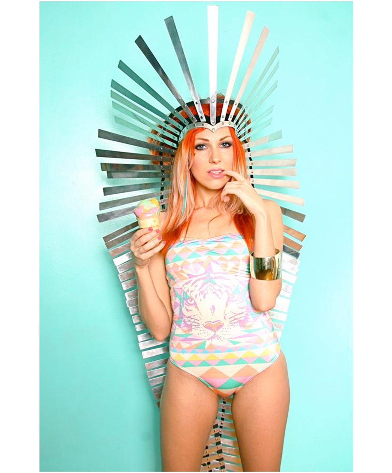 Bonnie McKee has co-written songs for Katy Perry, Britney Spears, Ke$ha, Carly Rae Jepsen, Christina Aguilera, Kelly Clarkson, and Taio Cruz