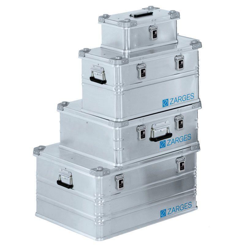 K470 Universal Aluminum - Standard Cases | Container ...
