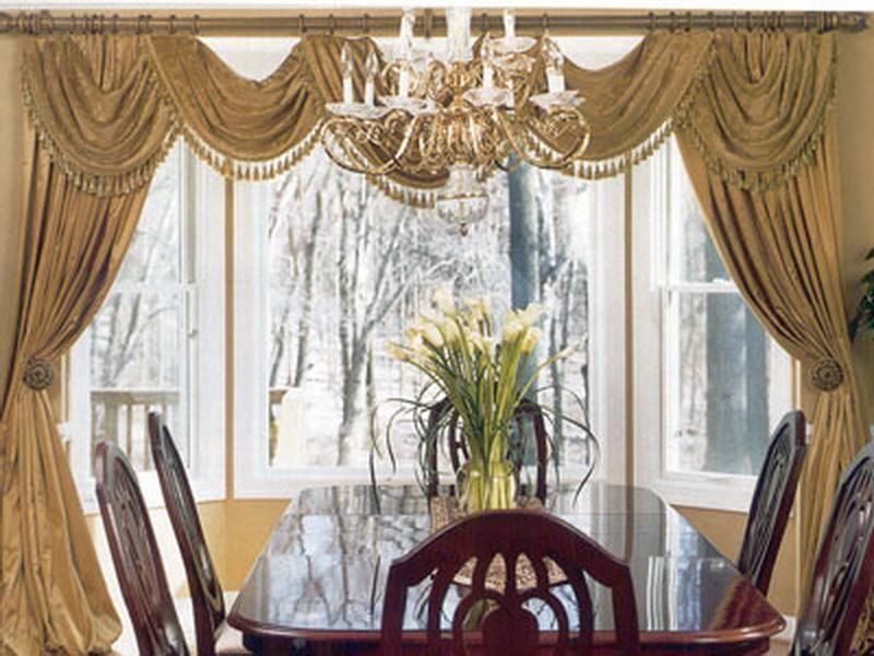 Elegant Custom Window Valances Ideas