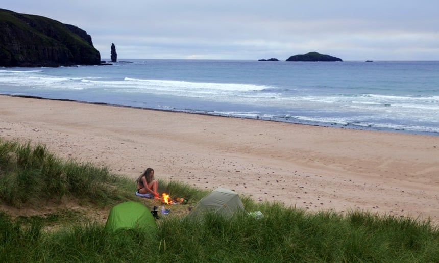 10 of the best wild camping sites in Scotland | Best ...