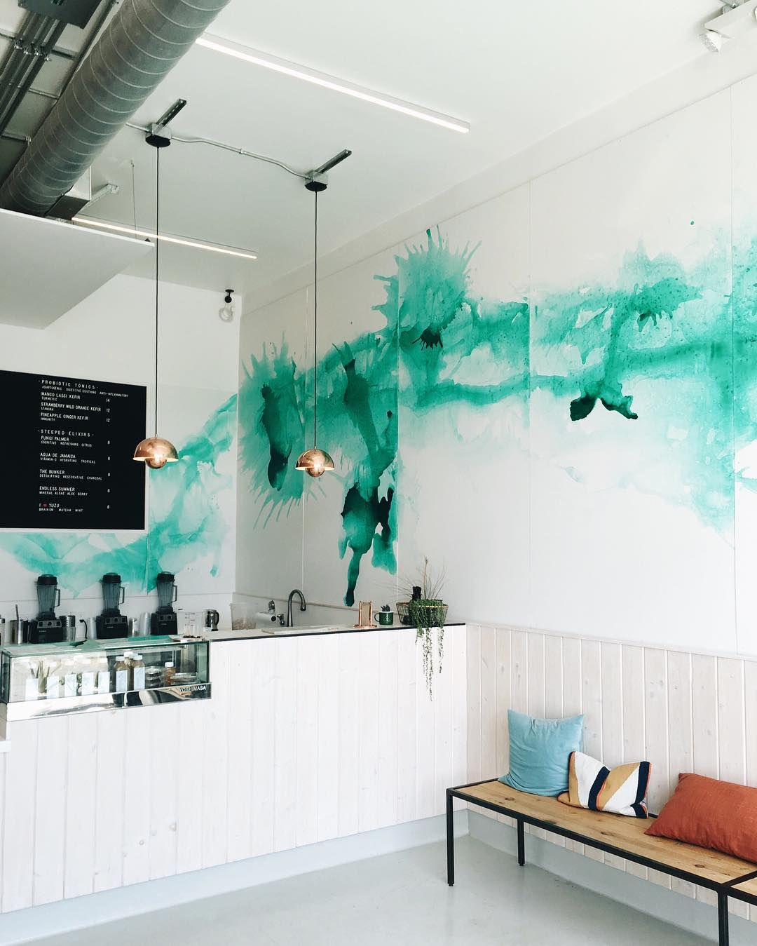 Lifehouse tonics elixirs kitchen inspiration design