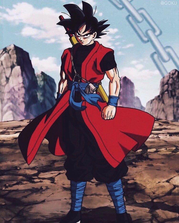 Goku Drip Meme Gif