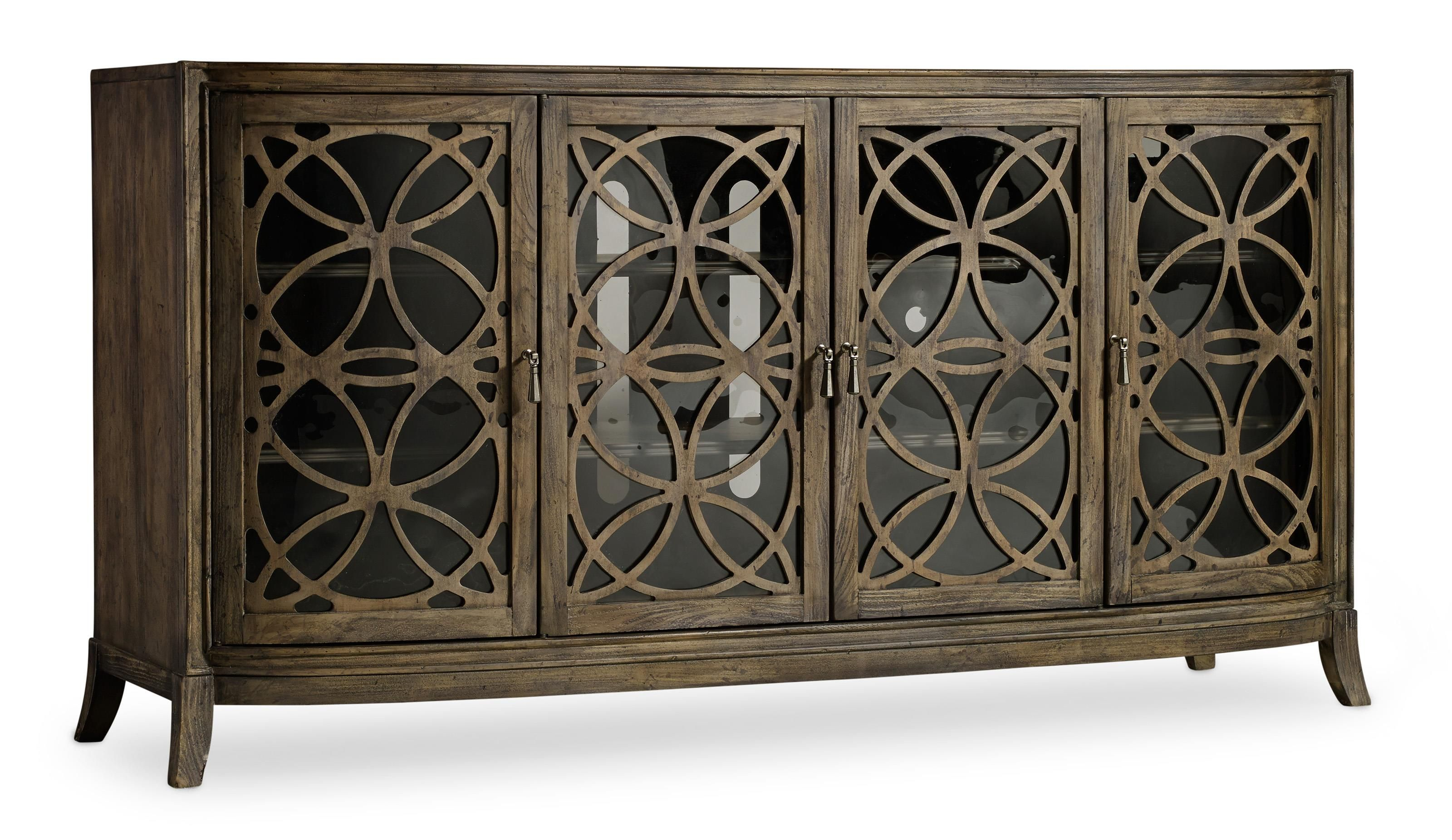 Master bedroom entertainment centers  Sloan Console with Seeded Glass Doors  Home Living Room  Pinterest