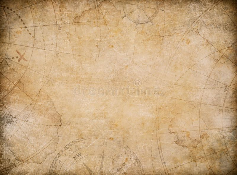 Photo About Aged Treasure Map Illustration Background Illustration Of Brown Geography Burnt 5903399 Treasure Map Illustration Treasure Maps Map Background