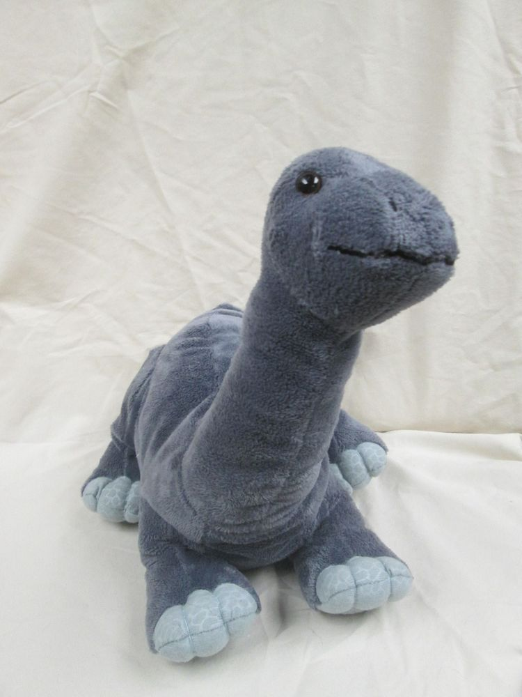 Kohl S Cares Dinosaur Gray Brontosaurus Long Neck How Does