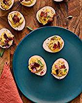 Thanksgiving Deviled Eggs,  #Deviled #Eggs #Thanksgiving #ThanksgivingAppetizersdeviledeggs #deviledeggs