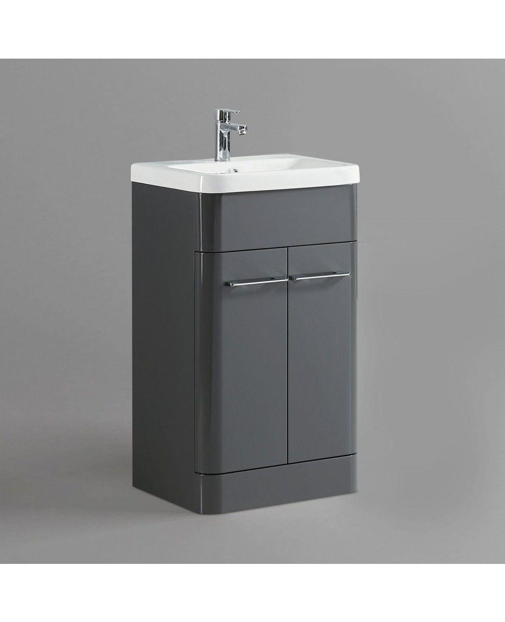 Freestanding Bathroom Vanity Units En 2020 Living