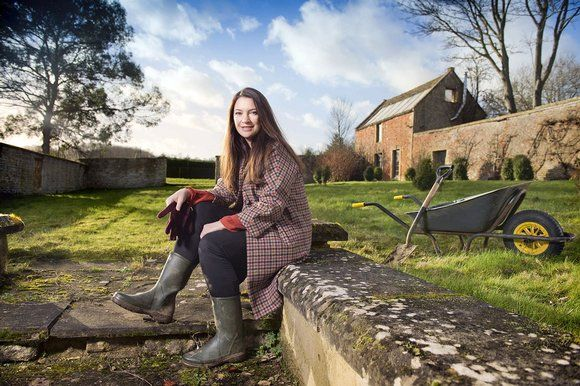 Rachel de Thame is slowly getting to know her three-acre plot in Gloucestershire