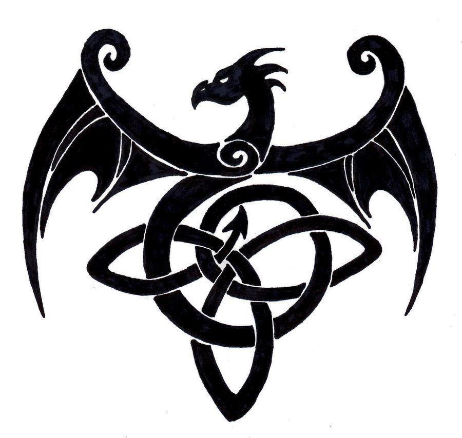 dragon celtic jewelry box calligraphie. Black Bedroom Furniture Sets. Home Design Ideas