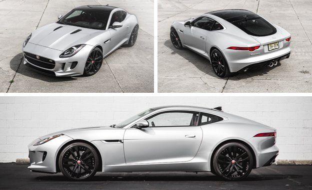 2016 Jaguar F Type S Coupe Manual Jaguar F Type New Jaguar F Type Jaguar