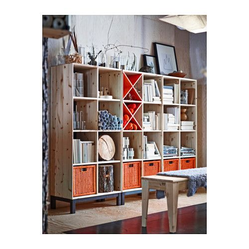 Nornäs Bücherregal Ikea Wohnen Büro Pinterest