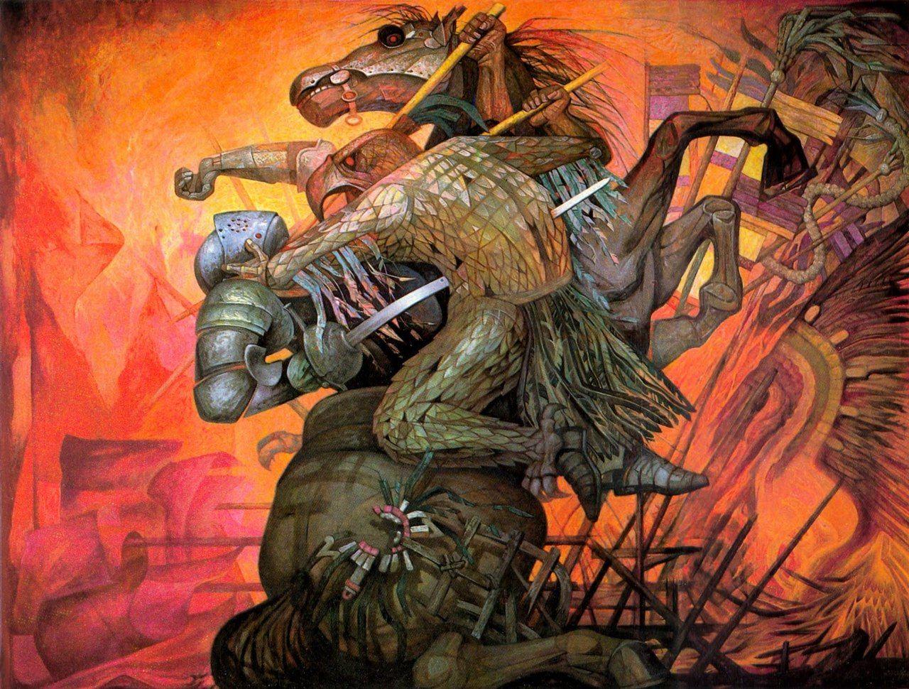 Resultado de imagen para mural la conquista gonzalez camarena