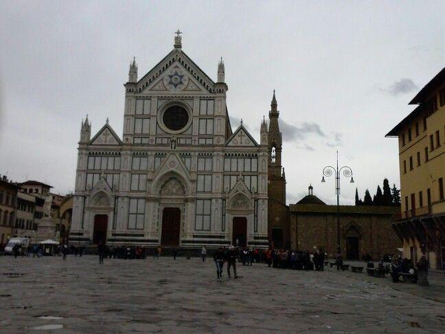 Santa Croce, Firenze.