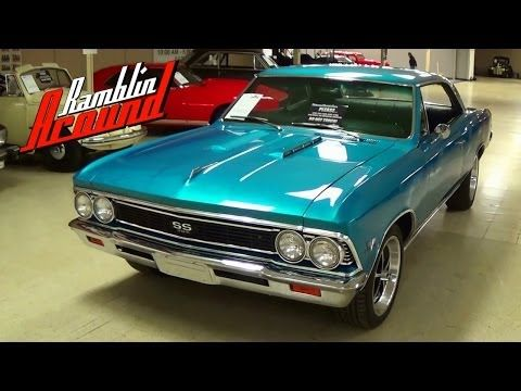 1966 Chevrolet Chevelle Ss 396 Big Block Muscle Car Youtube Chevy Chevelle Chevy Chevelle Ss Chevelle Ss