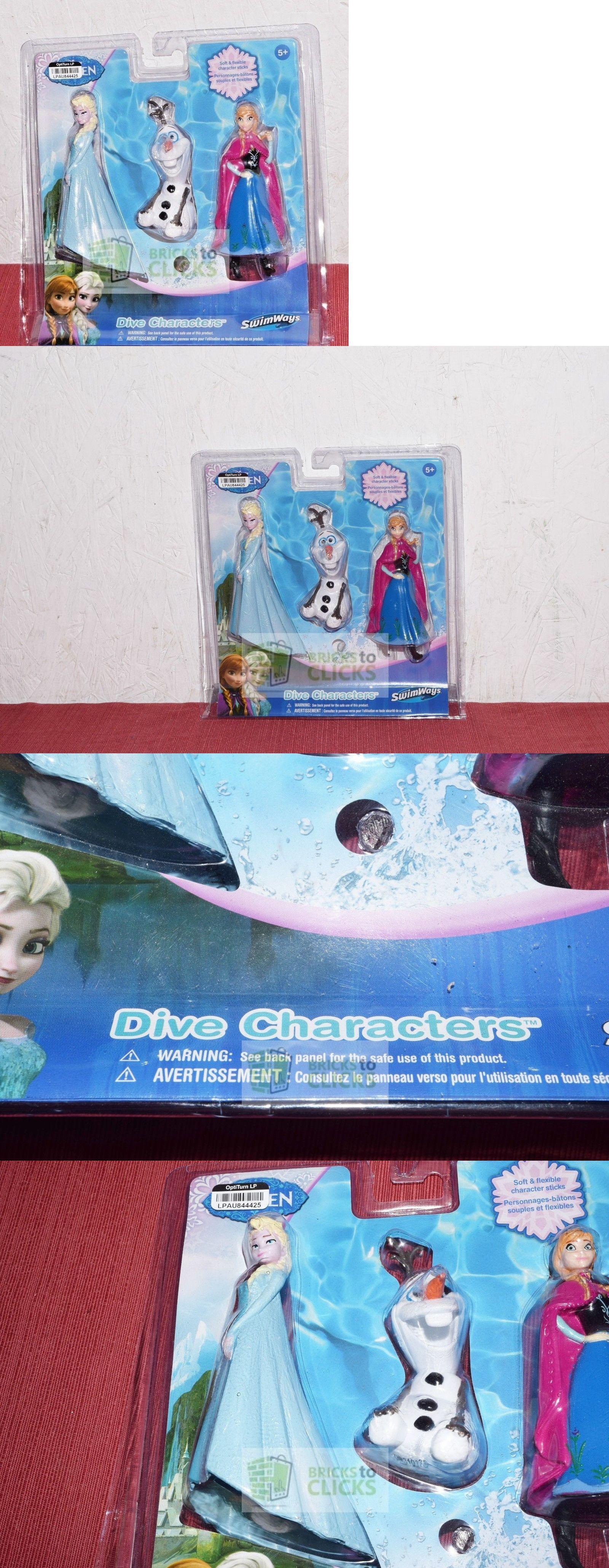 SwimWays Disney Frozen Dive Characters 25341