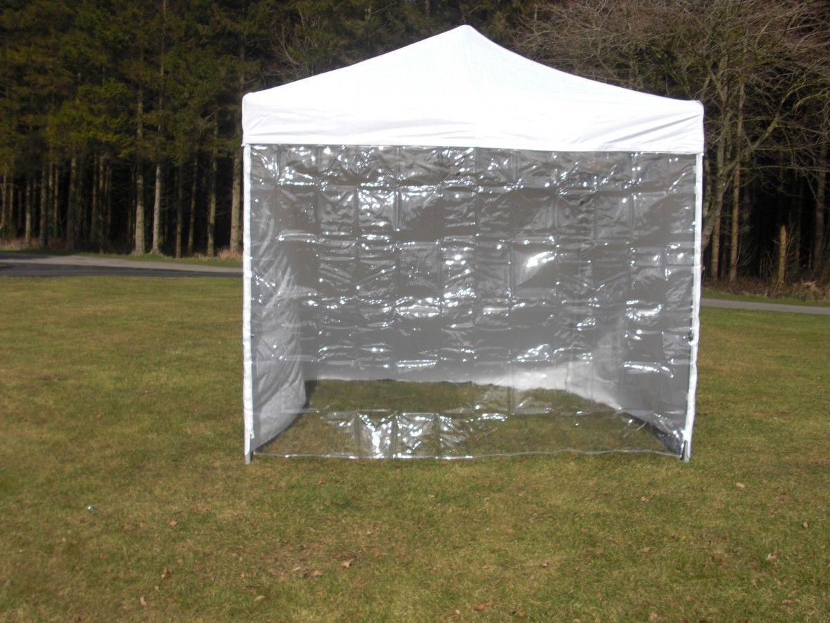 3m Clear Side Wall Gazebo Tent Wall Tent