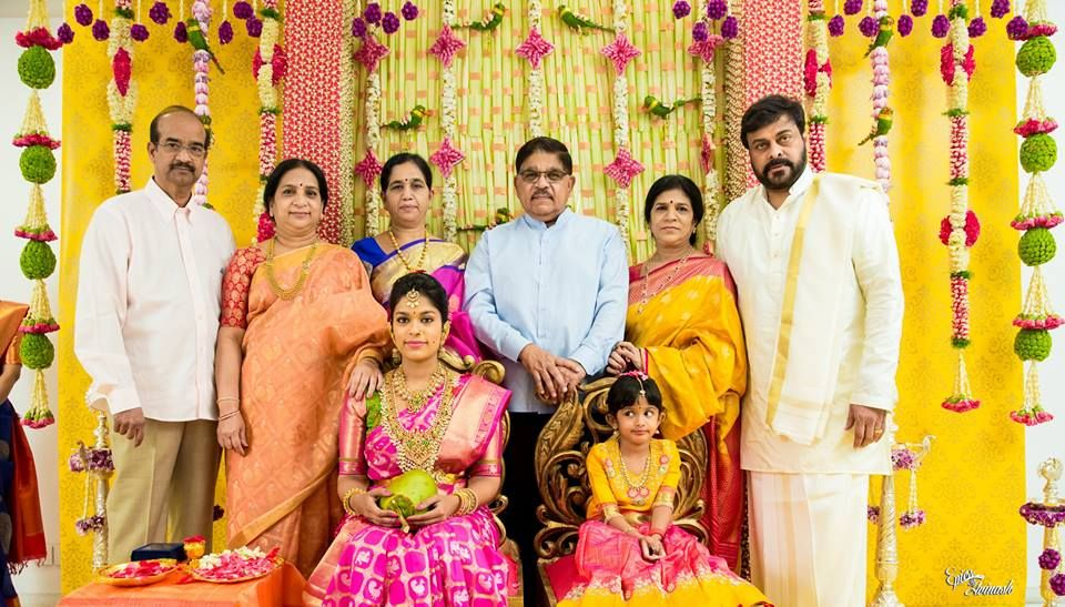 Telugu Mega Star Chiranjeevi S Daughter S Wedding A Photographers Utmost Delight Celebrity Weddings South Indian Wedding Marriage Photos