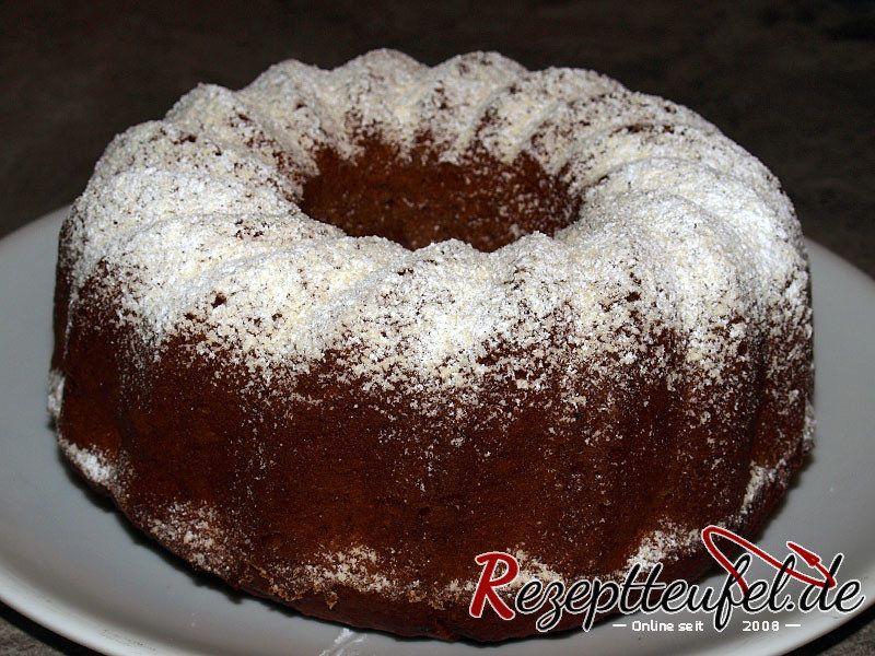 Bananen Nuss Kuchen Mit Schokolade Rezept Kuchen Kuchen