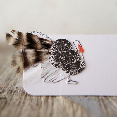 Turkey Trot Placecards