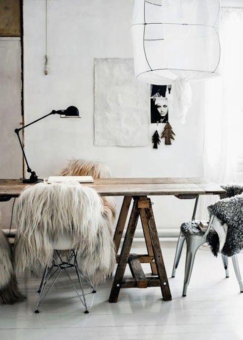 home inspiration: WHITE CHRISTMAS   Scandinavian home ...