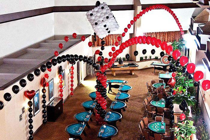 company casino night ideas