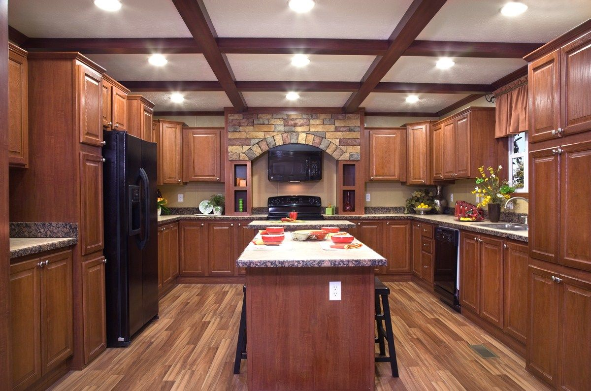 Mobile Home Kitchen Cabinets For Sale Renovation Financing Photos M022 32x76 76gma32764ah Clayton Homes Of Cayce