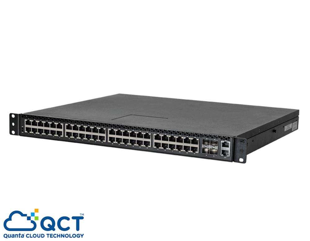 Quanta Quantamesh T1048 Lb9 48x 1gbe 4x 10gbe Sfp Switch Switch Quantum Networking